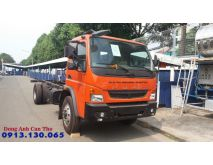 Xe Tải Mitsubishi 4.5T Canter FE85 Cabin Chassi